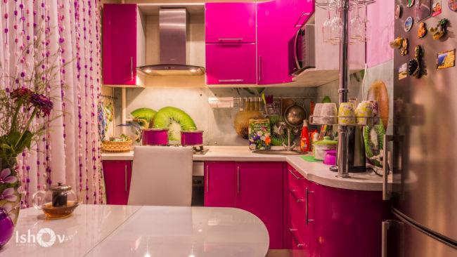 Фотосъёмка интерьера квартиры в Красноярске