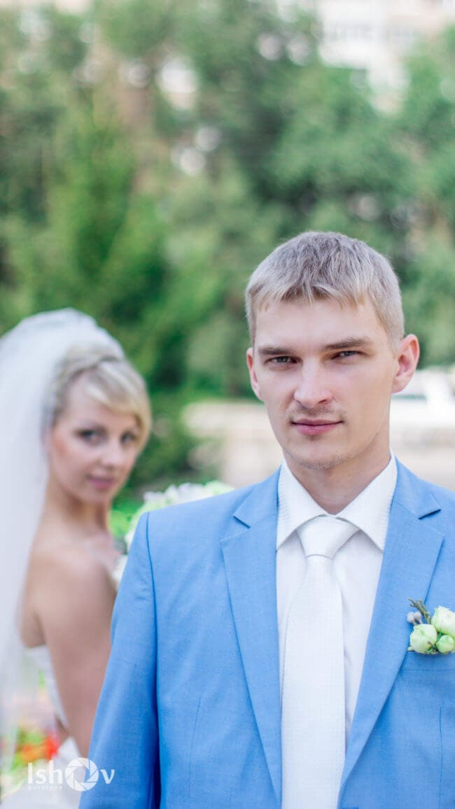Свадебный фотограф в Красноярске | ishov.ru